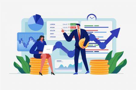Olymp Trade پر آمدنی کے موسم کے دوران تجارت کیسے کریں