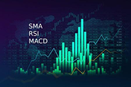 ایک کامیاب تجارتی حکمت عملی کے لئے Olymp Trade میں SMA ، RSI اور MACD کو کس طرح مربوط کریں