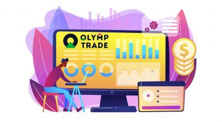 ابتدائیوں کے لیے Olymp Trade میں تجارت کیسے کریں۔